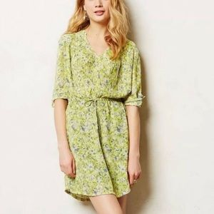 Anthropologie // Maeve // Galen Floral Dress